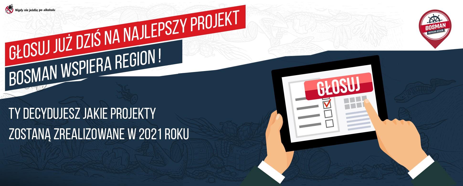 głosowanie na projekty