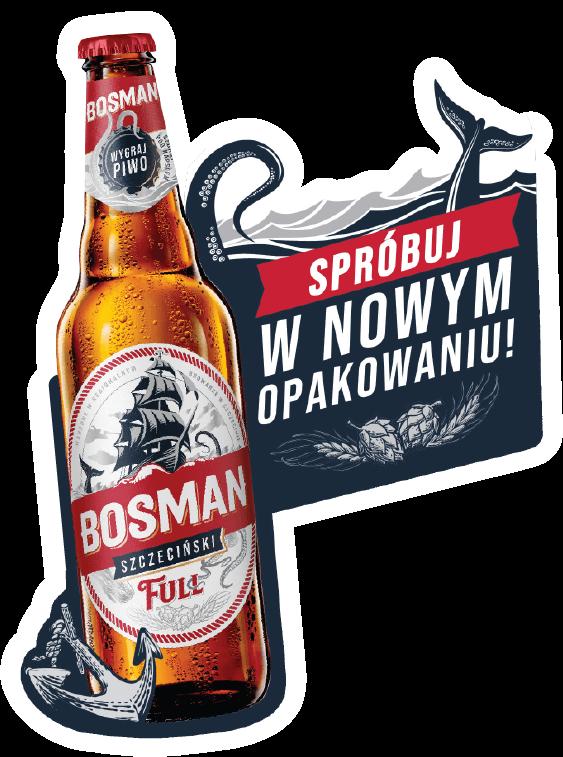 Butelka Bosmana